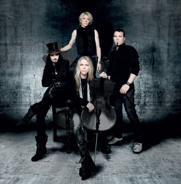 Not Strong Enough (feat. Brent Smith of Shinedown) Apocalyptica