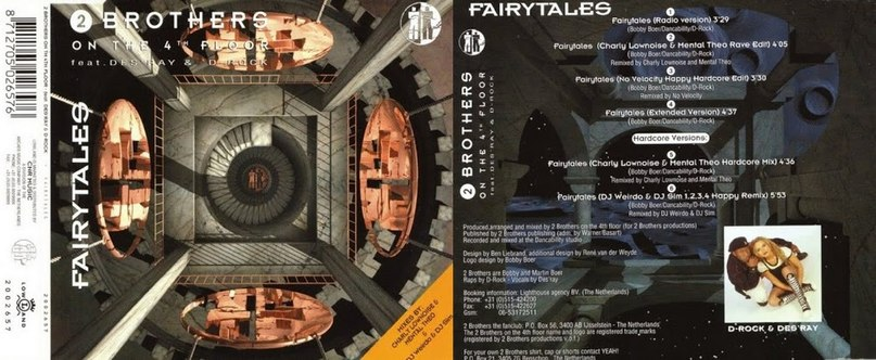 Fairytales 2 Brothers on the 4th Floor