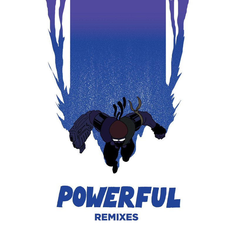 Powerful (Boxinbox & Lionsize Remix) Major Lazer