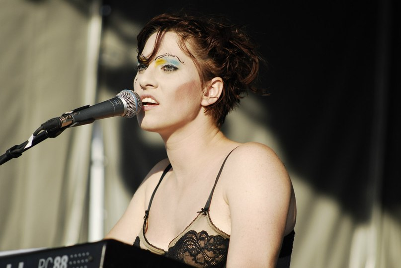 We're Happy Little Vegemites Amanda Palmer